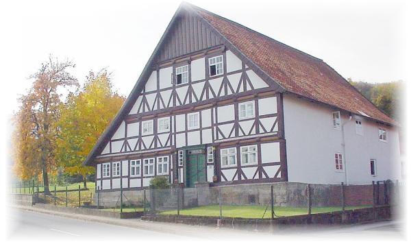 Fachwerkhaus in Capellenhagen