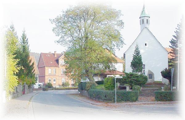 Kapelle in Lübbrechtsen