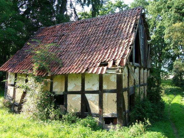 Wassermühle Lohfeld Alte Wassermühle in Porta Westfalica Lohfeld Bernd Fiedler