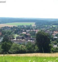 Blick auf die Stadt Dassel