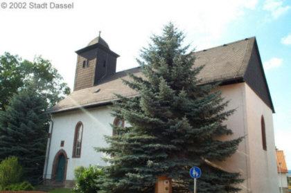 Kirche in Wellersen