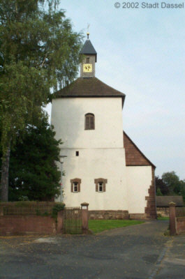 Lüthorster Kirche
