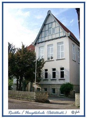 Die Hauptschule in Rinteln in der Ostertorstraße