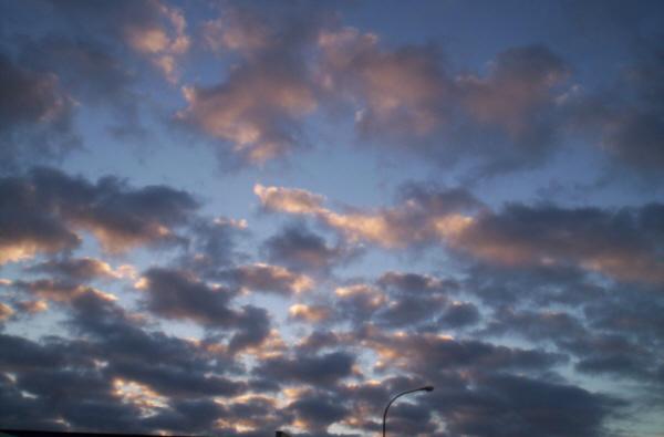 Morgens um fünf in Rinteln