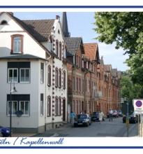 Rinteln - Der Kapellenwall