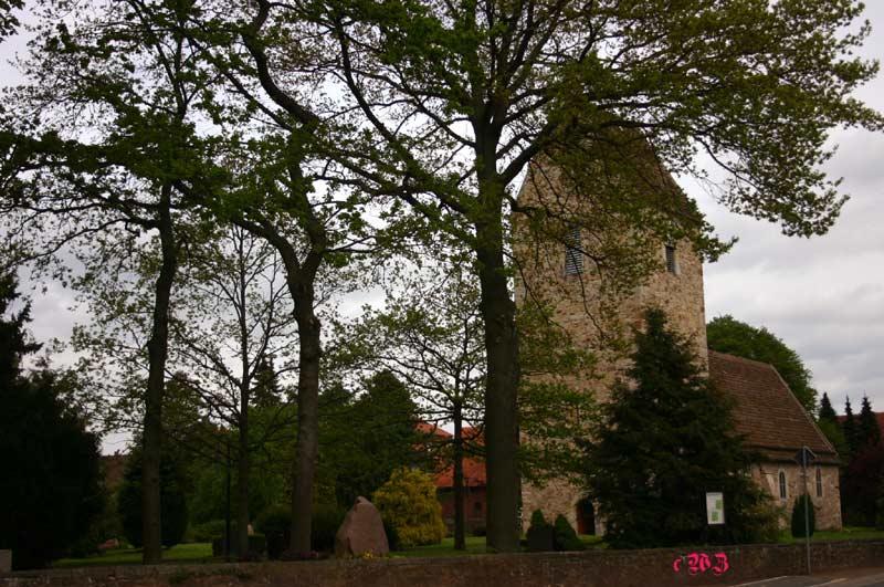 Kirche in Großenwieden