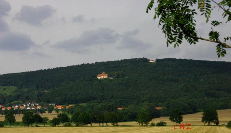 Die Schaumburg - Die Burg, die unserer Region ihren Namen gibt