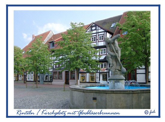 Rinteln / Kirchplatz