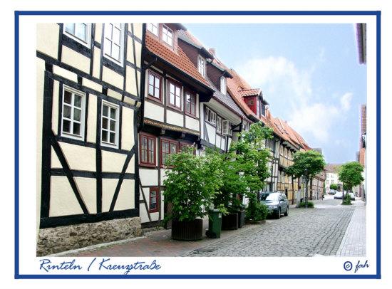 Rinteln / Kreuzstrasse