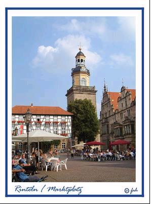 Rinteln / Marktplatz