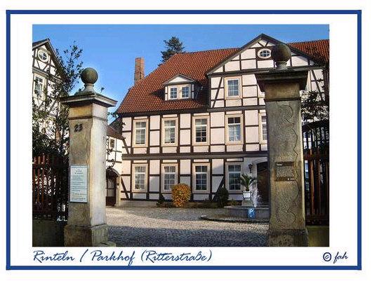 Rinteln / Parkhof