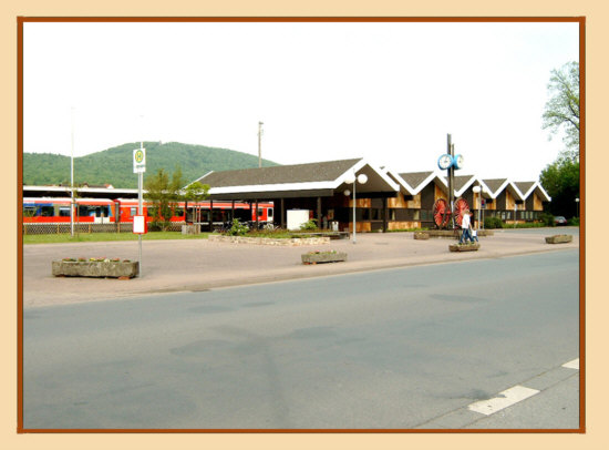 Rinteln - Bahnhof
