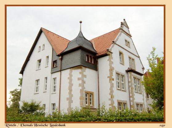 Rinteln - Ehemalige Hess. Landesbank