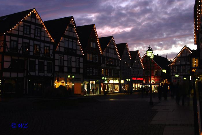 Rinteln Marktplatz