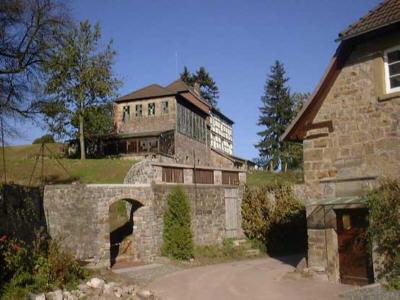 Alte Mühle bei Schloß Hämelschenburg