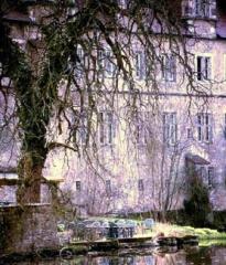 Schloß Schwöbber, der Sitz der Familie von Münchhausen