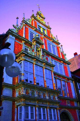 Renaissance Haus Osterstraße 12 einmal etwas anders