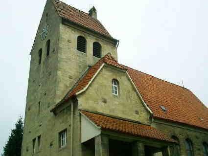 Die Kirche von Coppengrave
