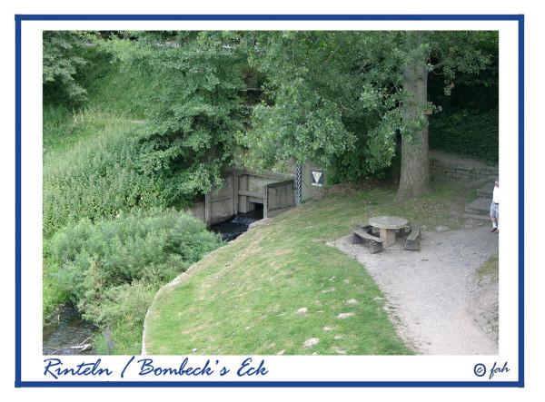 Rinteln - Bombeck´s Eck an der Hindenburgbrücke