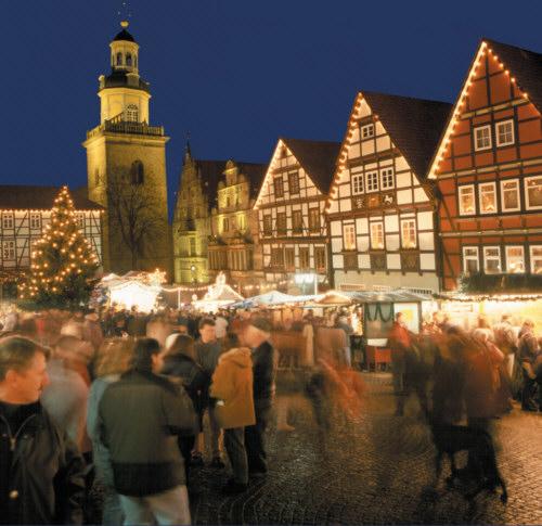 Adventszauber 2004 in der historischen Altstadt