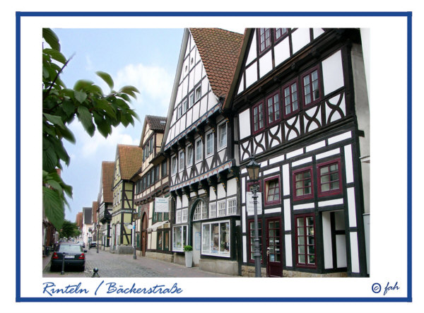 Rinteln Baeckerstrasse