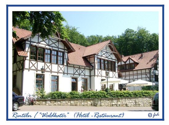 Rinteln / Hotel und Restaurant