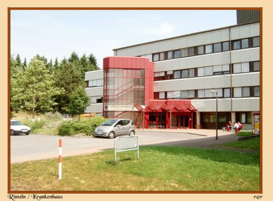 Klinikum Rinteln