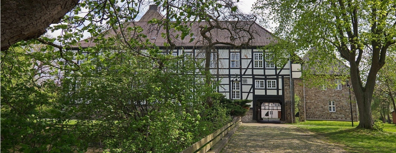 Domänenburg in Aerzen