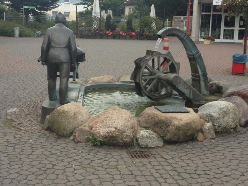 Brunnen in Emmerthal