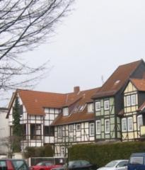 Fachwerkhäuser in Hameln - mal nicht nur in der Fußgängerzone