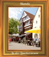 Hameln - In der Bäckerstrasse