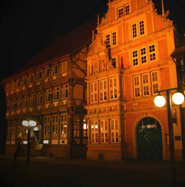 Renaissance Stiftsherrenhaus und Leisthaus